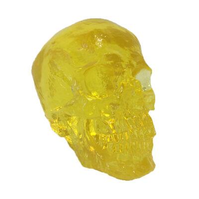 Sam Tufnell, 'Yellow Skull', 2018