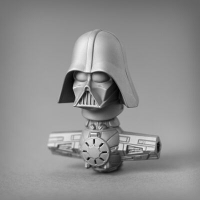 Walterio Iraheta, 'Dart Vader', 2016