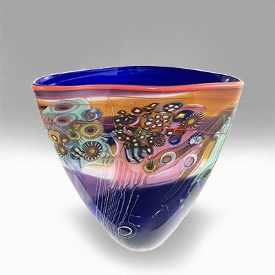 Wes Hunting, 'Small Colorfield Vessel I', 2018