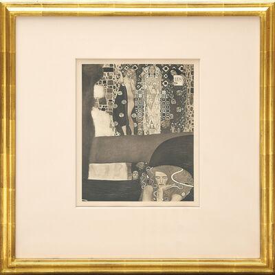 Gustav Klimt, 'Jurisprudenz', 1931