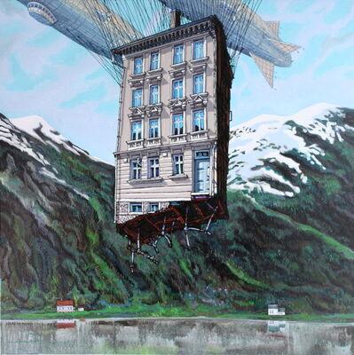 Alexei Svetlov, 'Flygende Louisiana fra Bergen', 2019