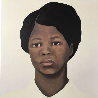 THENJIWE NIKI NKOSI, 'Iwele (After Emily Thembani Nkosi)', 2018