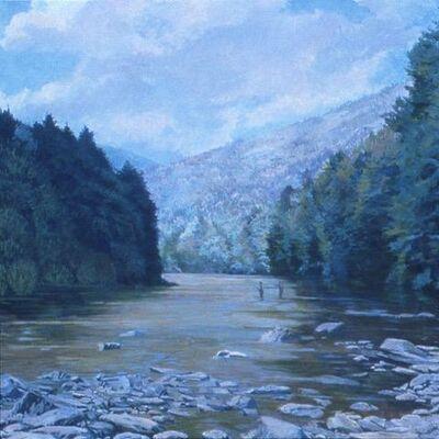 Douglas James Maguire, 'Esopus Creek', 1976