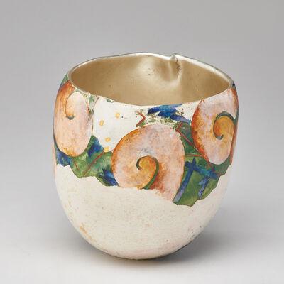 Bennett Bean, 'Sculptural bowl', 1980s
