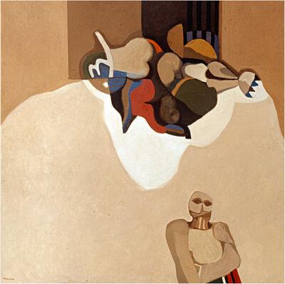 Dia Azzawi, 'Interconnection', 1972