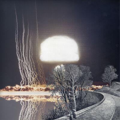 Koen Deprez, 'Nuklear Terrasse (Die Schwestern auf dem Söller)', 1988