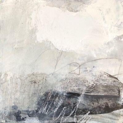 Deborah Fine, 'Dark Terrain VI', 2018