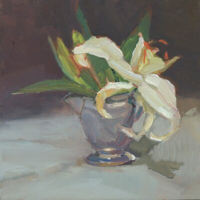 Maryann Lucas, 'Lone Lily', 2014