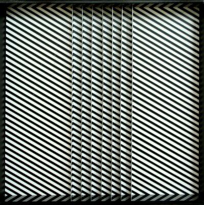 Julio Le Parc, 'relief 13', 1970