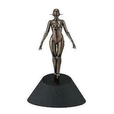 Hajime Sorayama, 'Hajime Sorayama Sexy Robot floating 1/4 scale Black ver. 2021 statue figure', 2021