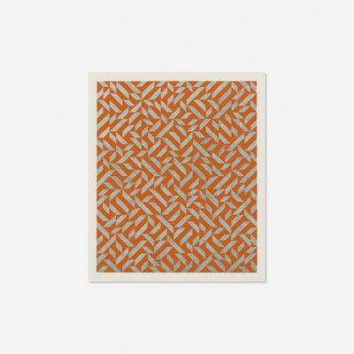 Anni Albers, 'Untitled', 1973