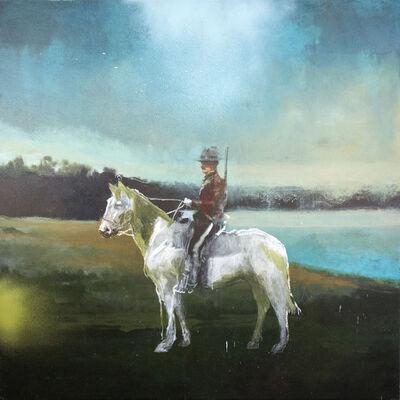 Peter Hoffer, 'Mountie III', 2018