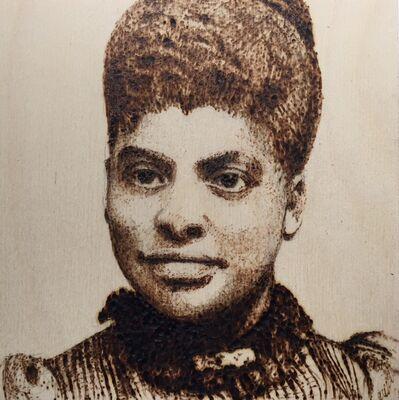 Nancy Lunsford, 'Ida B. Wells (1862 - 1931)', 2018