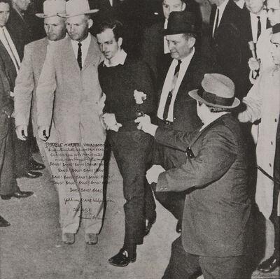 Wallace Berman, 'Untitled (Jack Ruby)', 1964