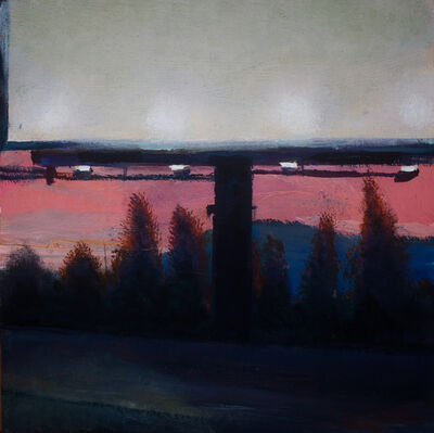 Trevor Young, 'Light Spotting with Red Sky', 2020