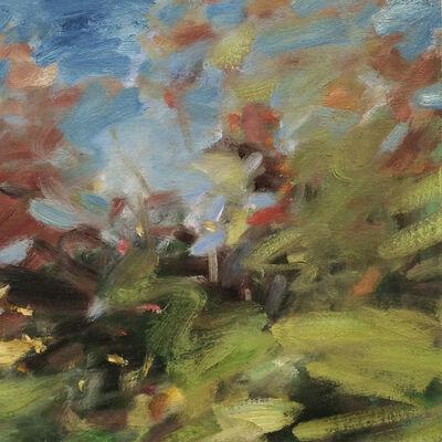 Linda Davidson, ' Landscape 1', 2015