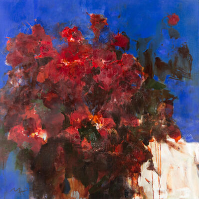 Alina Maksimenko, 'Roses II'