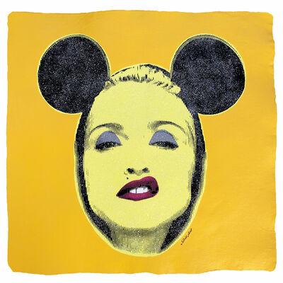 Silvio Alino, 'Pop Icon Madonna Yellow', 2018