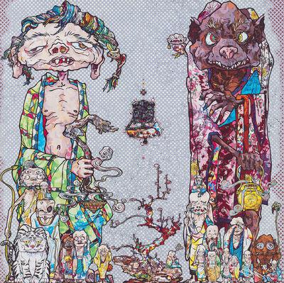 Takashi Murakami, 'Behold! Tis the Netherworld.', 2015
