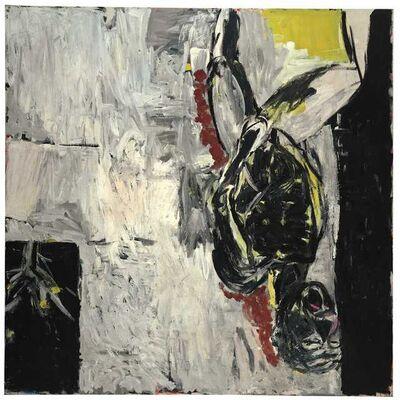 Georg Baselitz, 'Weg vom Fenster (Out of the Game)', 1982