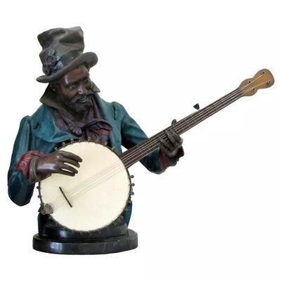 Aly Matthews, 'BANJO PLAYER', Unknown