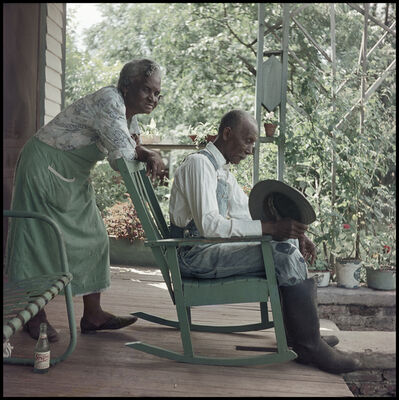 Gordon Parks, 'Untitled, Mobile, Alabama (37.037)', 1956