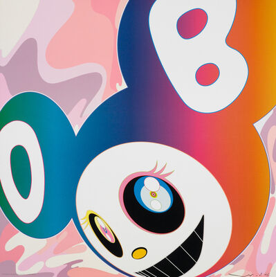 Takashi Murakami, 'And Then/Rainbow', 2006