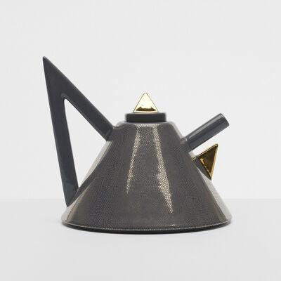 Matteo Thun, 'Nefertiti teapot', 1981