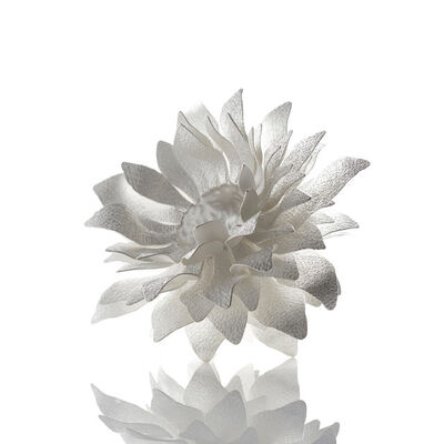Junko Mori, 'Silver Organism; Rusty Roses', 2016