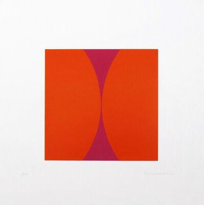 Vera Molnar, 'Fond ou Forme 2B', 1970-2010