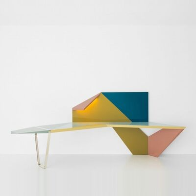 DIMORESTUDIO, 'Sheet Desk', 2015