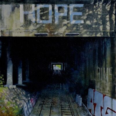 Mick Dean, 'Hope'