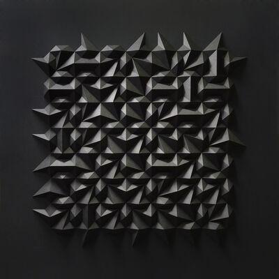 Matt Shlian, 'ARA 311 in Black', 2020