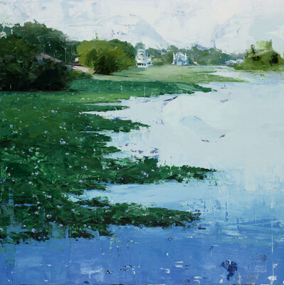 Aron Belka, 'Bayou Lafourche', 2020