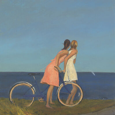 Bo Bartlett, 'Study for The Whale', 2017