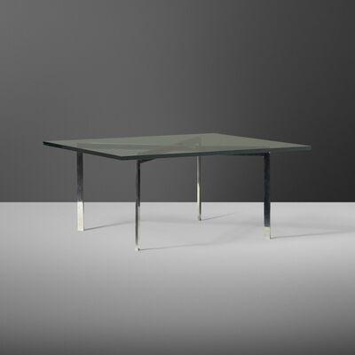 Ludwig Mies van der Rohe, 'Barcelona table', 1928