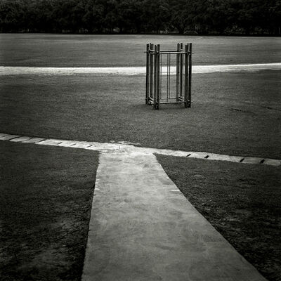 Cheng Chang WU, '情緒地景-籠子 Seeing and Construction-Cage ', 2005