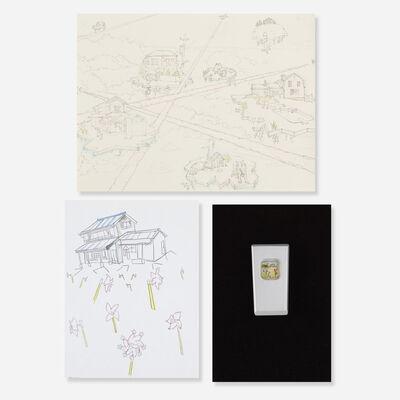 Hiro Sakaguchi, 'collection of three works'