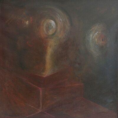 Mattia Moreni, 'Umanoidi', ca. 1970