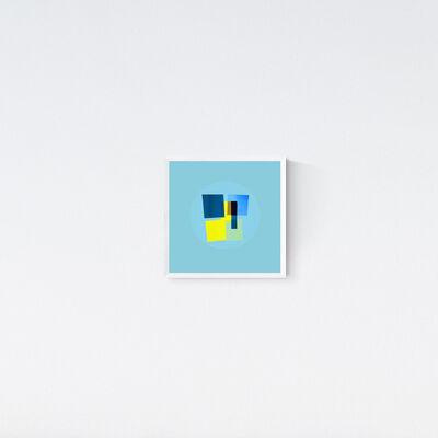 Anne-Katrine Senstad, 'Soft Geometry - Faktura #16', 2015