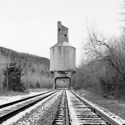 Jeff Brouws, 'Coaling Tower #20', 2013