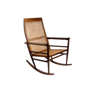 Joaquim Tenreiro, 'Rocking Chair', 1950s