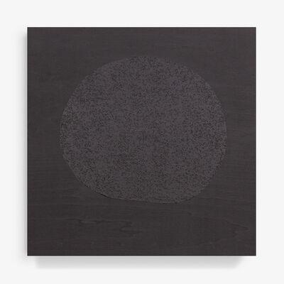 Ethan Caflisch, 'orange. (in black)', 2020