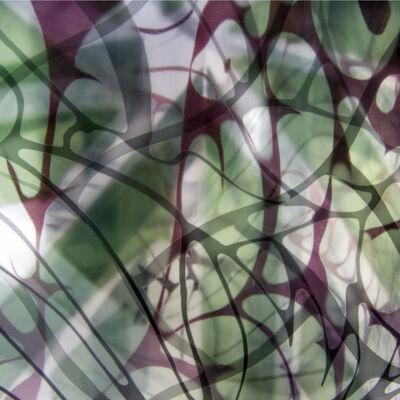 Robert Brinker, 'Untitled, (green-red)', 2014