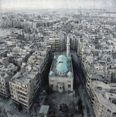 Valerio D'Ospina, 'Aleppo', 2019