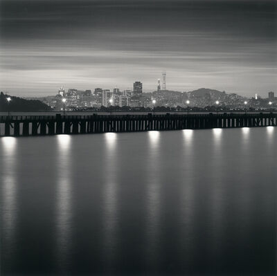 Rolfe Horn, 'Berkeley Pier, Study 7, California', 2007-printed 2009
