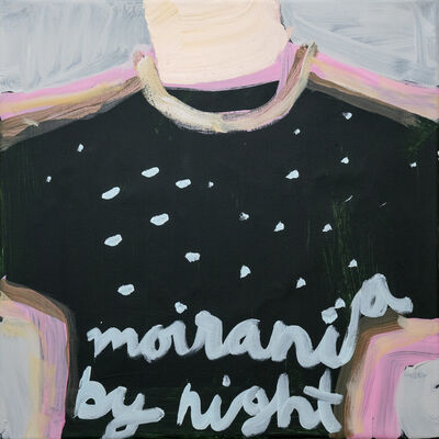 Mie Olise Kjærgaard, 'Moirania by Night', 2019