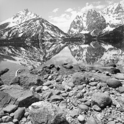 Lee Friedlander, 'Grand Teton National Park, Wyoming', 1999