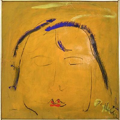Dorothy Heller, 'Head in Meditation', 1960