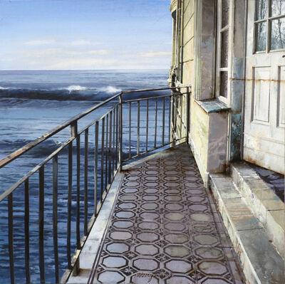 Matteo Massagrande, 'Giornata di fine inverno', 2019
